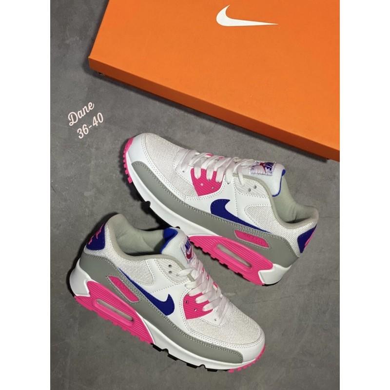Original รองเท้าNike Air Max 90 รองเท้ากีฬา รองเท้าวิ่ง รองเท้าผ้าใบชาย-หญิง สินค้าถ่ายจากงานจริง100%