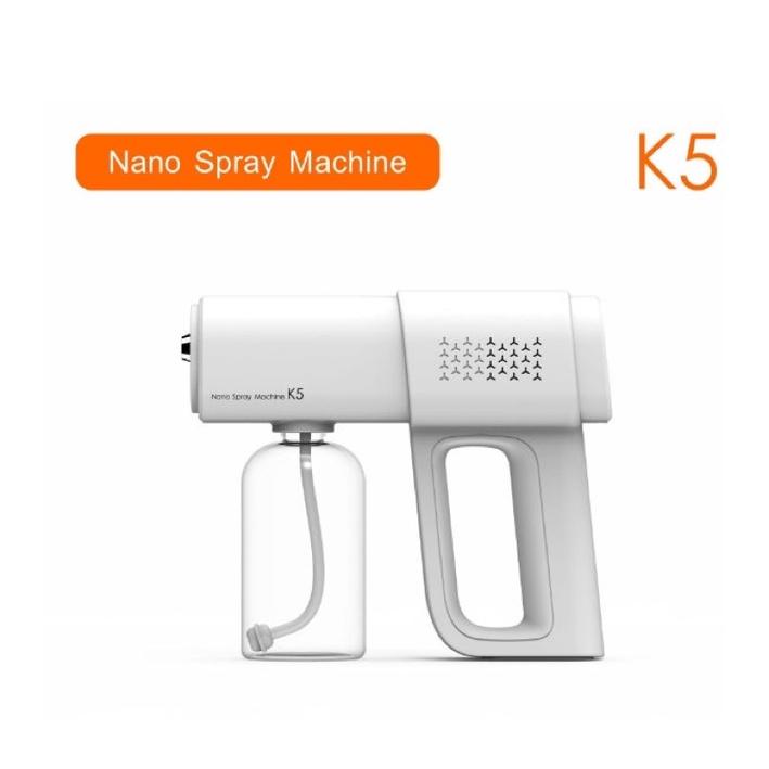 ปืนพ่นฆ่าเชื้อ Nano spray Gun 2600mah K5