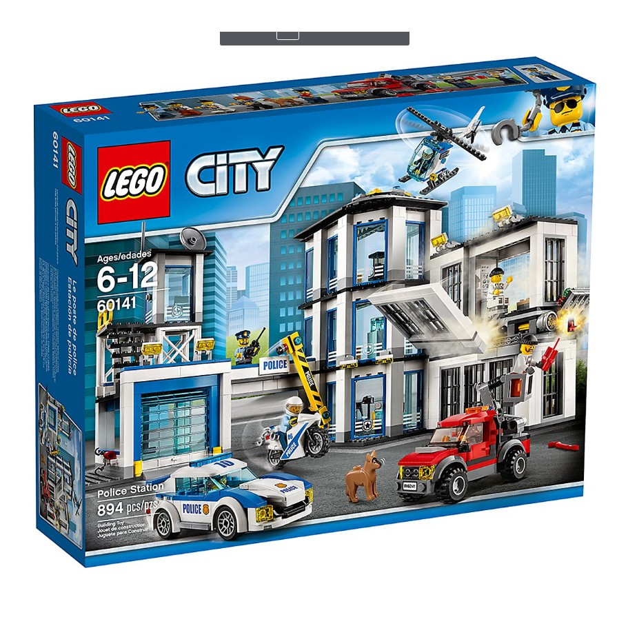 Police Station 60141 City Police Toy LEGO® City Police