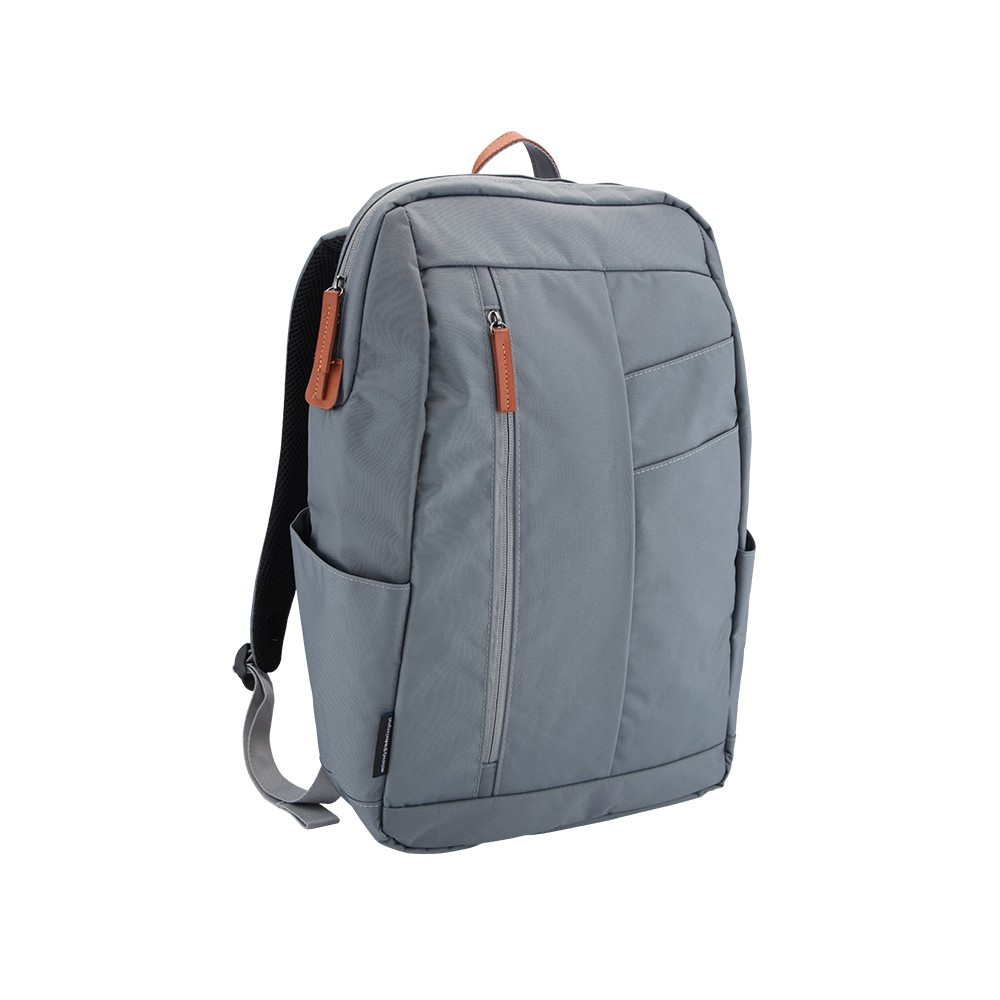 INDEX LIVING MALL กระเป๋าใส่โน้ตบุ๊ค รุ่น โมโล 15.6 นิ้ว - สีเทา