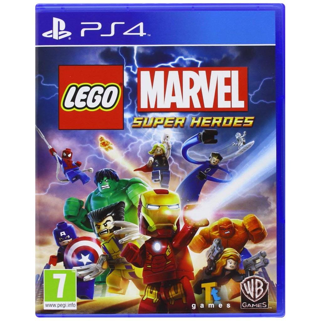 LEGO Marvel Super Heroes [English]