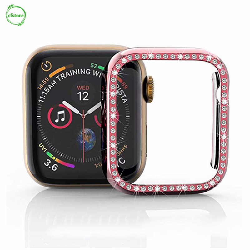 CF Watch Case For Apple watch 44mm 40mm 42mm 38mm Protector Cover Apple watch series 5 4 3 2 1 Accessories