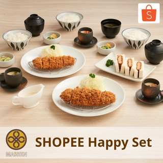 [E-voucher] Maisen Happy Set  มูลค่า 99