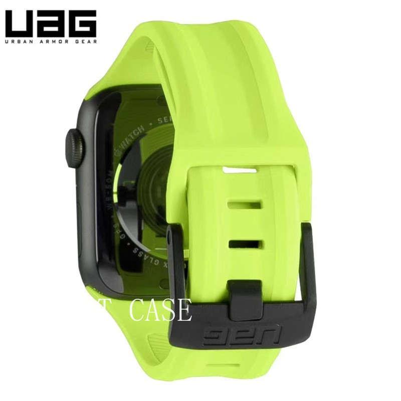 UAG 2020 New Apple iWatch Series 4 5 42MM / 44MM Watch Strap Gear Silicone Watch Bands