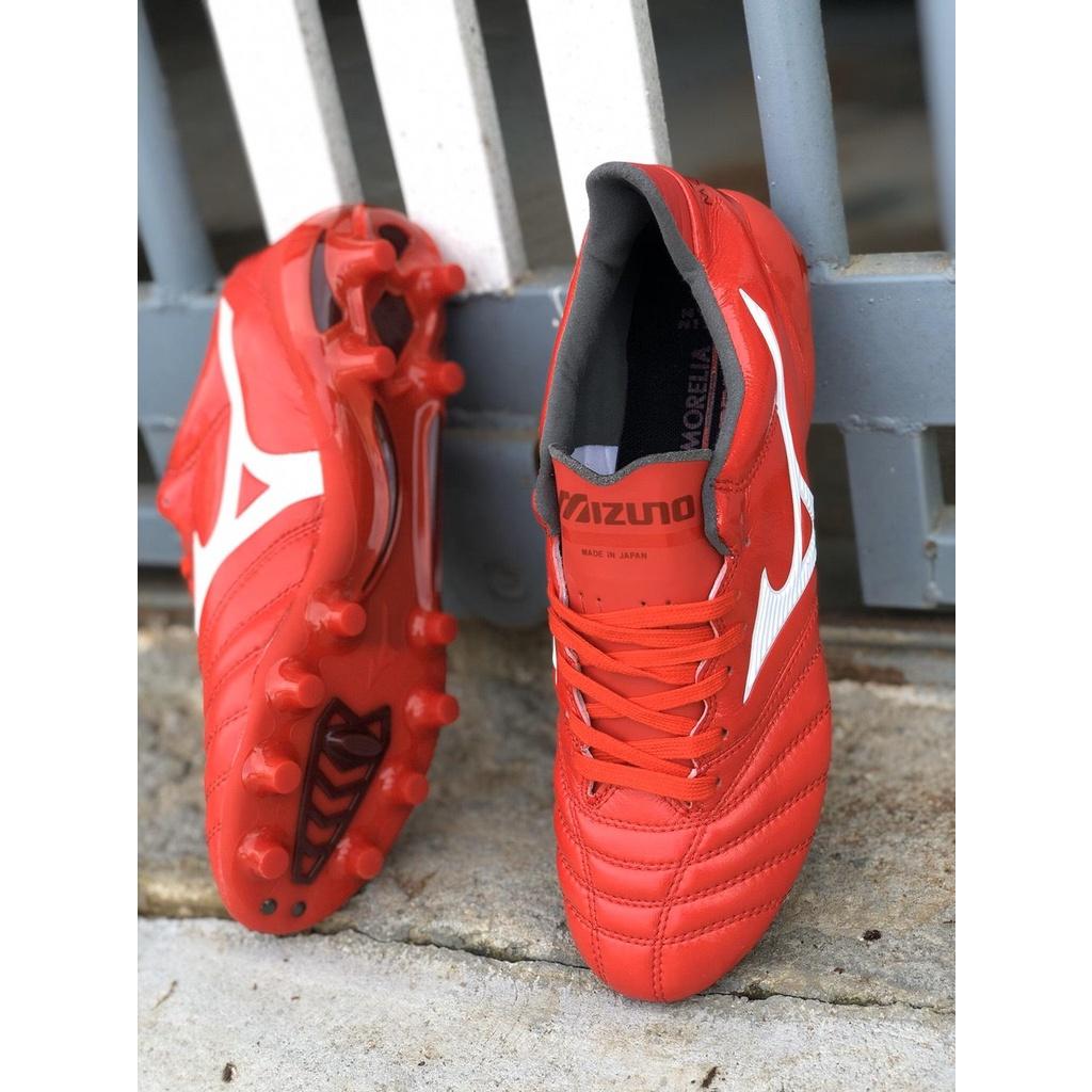 dy96 รองเท้าฟุตบอล รองเท้าสตั๊ด รองเท้ากีฬา Mizuno Morelia Neo II