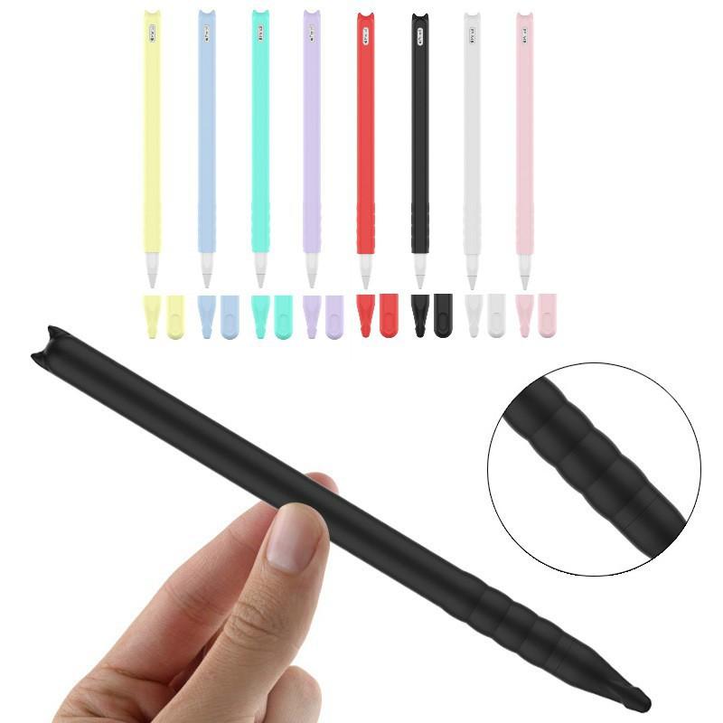 ❖Apple pencil Case 3in1 (Apple Pencil 2) เคสปากกา เคสซิลิโคน กันหาย case กันกระแทก Apple Pencil Case เคส Apple Pencil ปาก✾
