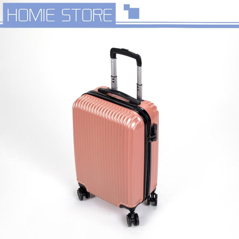 กระเป๋าลาก กระเป๋าเดินทางล้อลาก กระเป๋าล้อลาก กระเป๋าเดินทาง ขนาด24 นิ้ว กระเป๋าลาก กระเป๋าเดินทางล้อคู่ แข็งแรง ยืดหยุ่