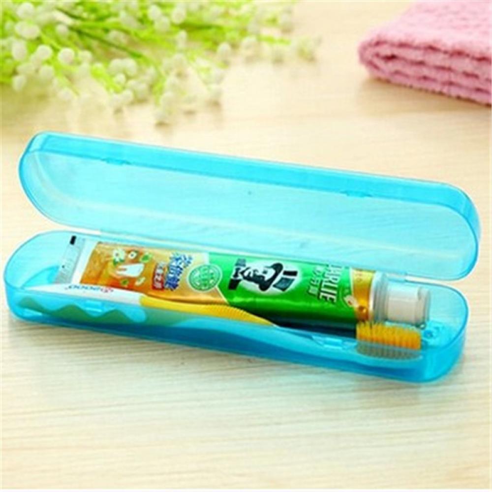 กล่องใส่แปรงสีฟันยาสีฟันแบ