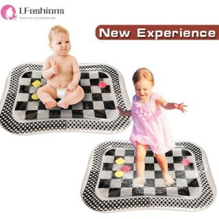 Baby Inflatable Patted Pad Infant Water Ice Mat Cushion Toys Inflato
