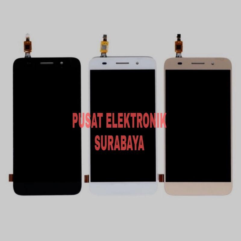 จอแอลซีดีทัชสกรีนสําหรับ Huawei Y3 2017 / Cro-l22 - Ori