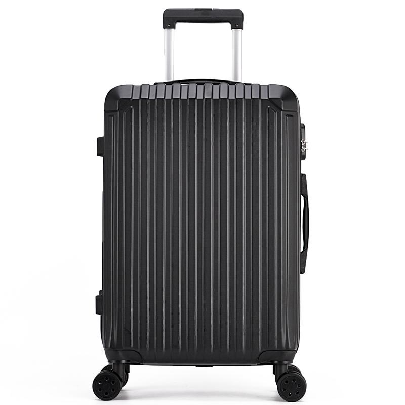 กระเป๋าผู้ชายกระเป๋าเดินทางกระเป๋าเดินทางกระเป๋าเดินทางรหัสผ่านกล่องหนังนักเรียน24-นิ้ว26นิ้วล้อขนาดใหญ่