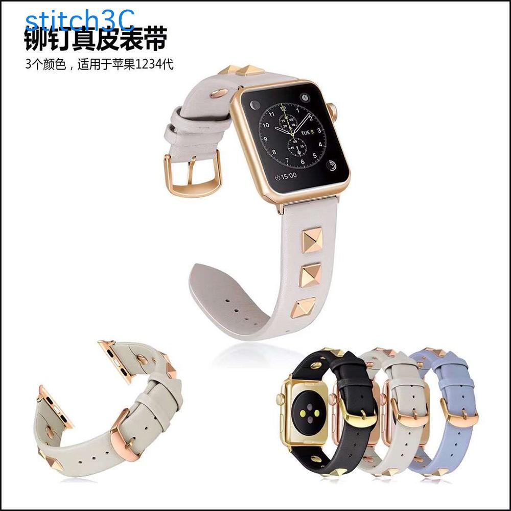 สายนาฬิกาข้อมือสำหรับ Apple Watch Band Series 5 4 3 2 1