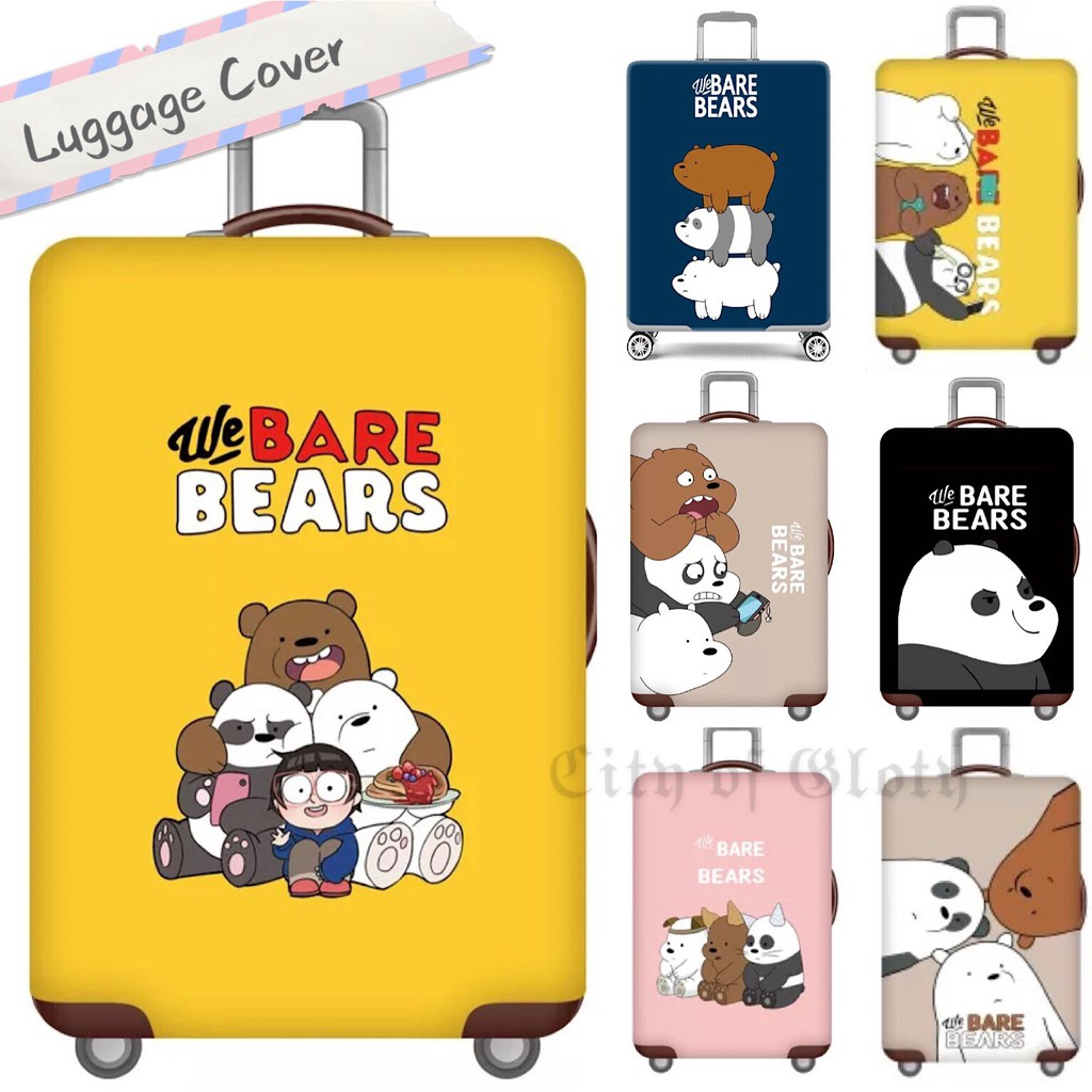 ผ้าคลุมกระเป๋าเดินทางผ้ายืด - Mix Collection Luggage cover 20/24/28/30/32 inch