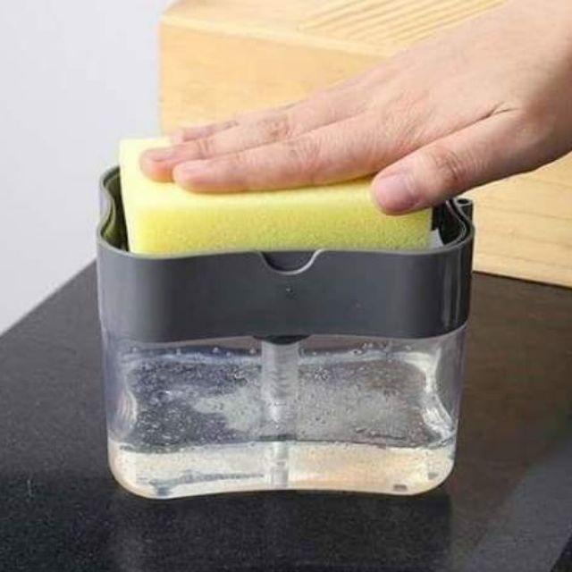 กล่องปั๊มน้ำยาล้างจาน