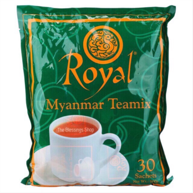 ชาพม่า Royal Myanmar Teamix