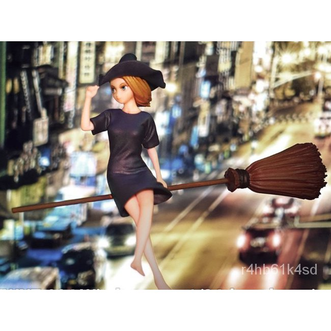 Resin Figure Kit 1/24 Witch Unainted Garage Resin Model Kit#¥%¥# lmue