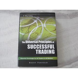 Kết quả hình ảnh cho The Universal Principles of Successful Trading