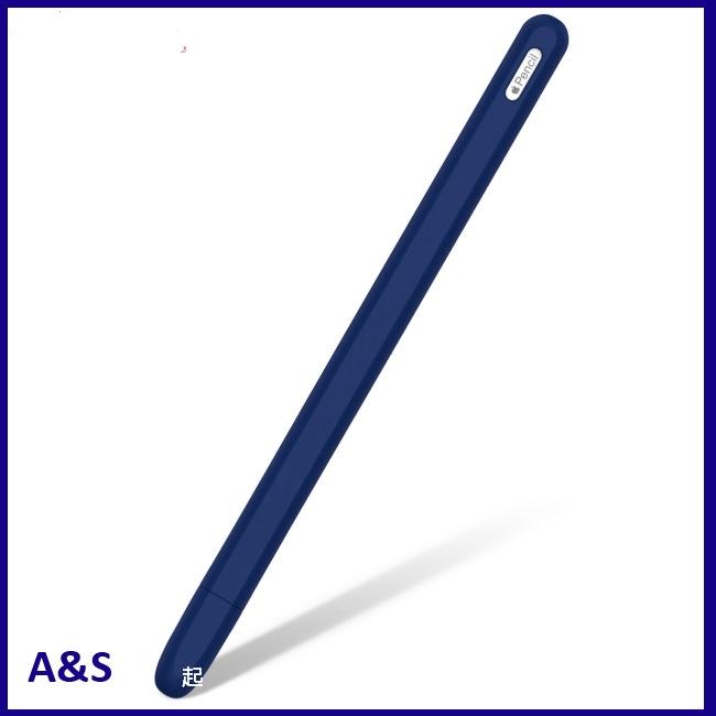 Silicone Case For Apple Pencil 2 Cradle Stand Holder For iPad Pro Stylus Pen Protective Cover