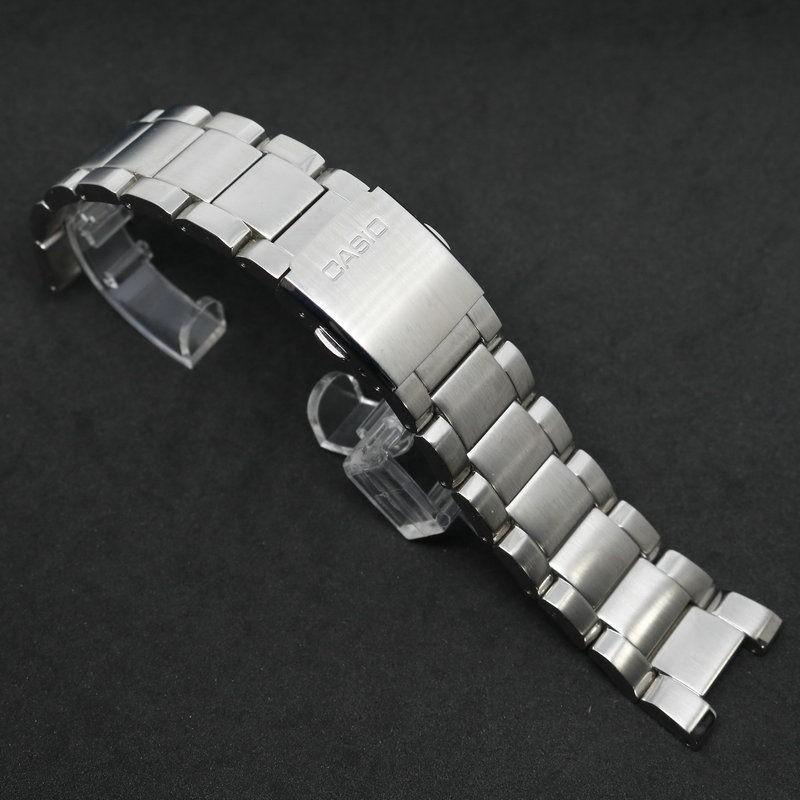 CASIO CASIO สายนาฬิกาข้อมือสแตนเลส 26X13