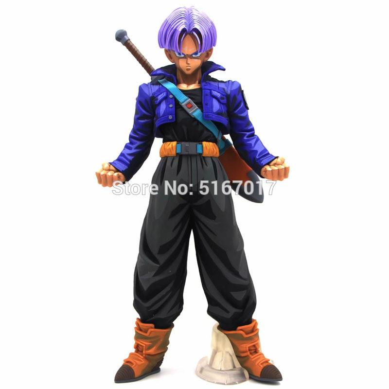 Super Saiyan Dragon Ball Z Son Torankusu Trunks Figures toy figure Dragon Ball Action Figure Collection Model Dolls Toy