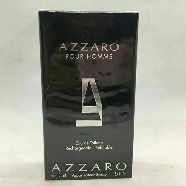 Azzaro Pour homme edt 100ml ซีล