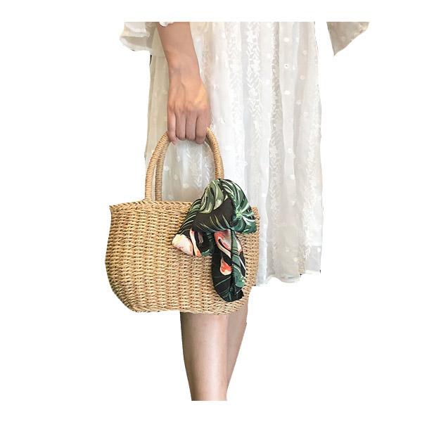 กระเป๋าถือ กระเป๋าสาน สำหรับผู้หญิง