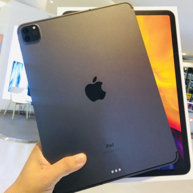 IPad Pro 11 2020 128gb ใส่ซิม สีดำ เครื่องไทย มือสอง