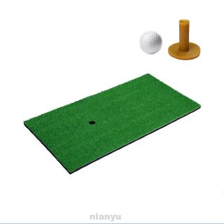 Equipment Foldable Hitting Golf Exercise Swing Training Practice Mat