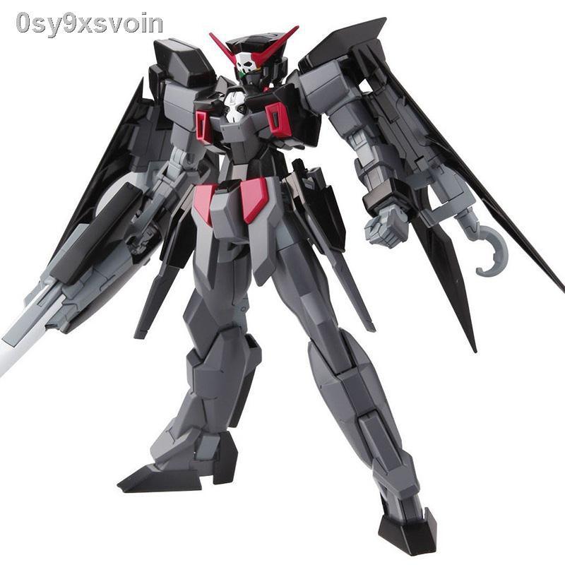 ✖Bandai Gundam Assembly รุ่น HG 1/144 AGE-24 Black Hound Pirate