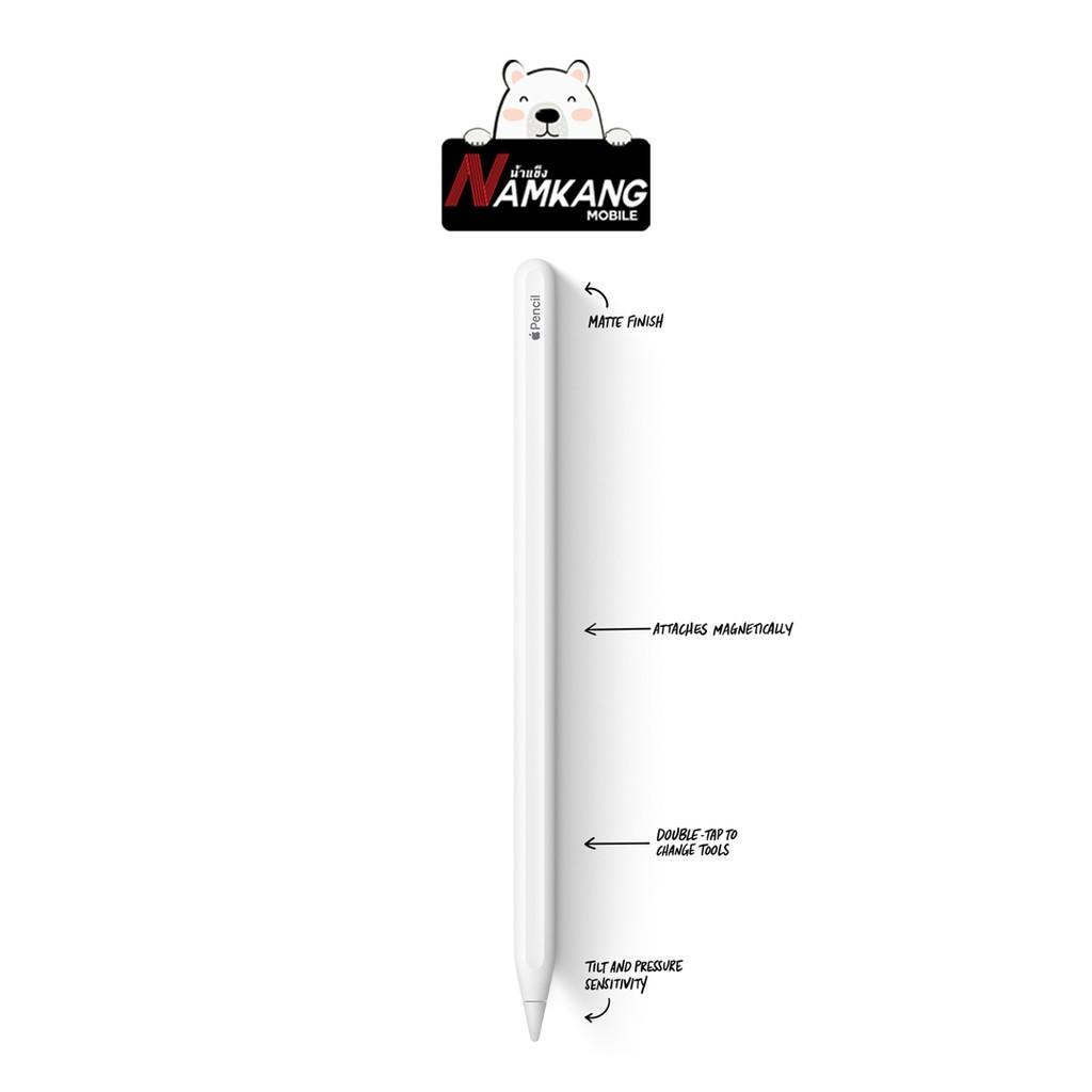 Apple Pencil 2 ของแท้ ฉลากข้างกล่องภาษาไทย รับประกันศูนย์ไทย VIpa