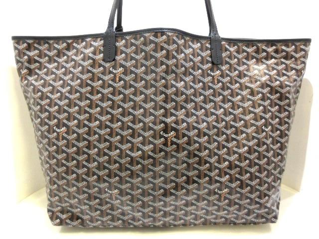 Secondhand GOYARD tote bag St Louis gm Brandear