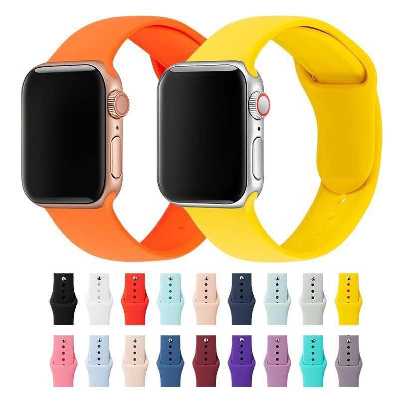 สายนาฬิกา Apple Watch Band 38 มม . 40 มม . 42 มม . 44 มม . สําหรับ Apple Watch Series Se . 6 . 5 . 4 . 3 . 2 . 1