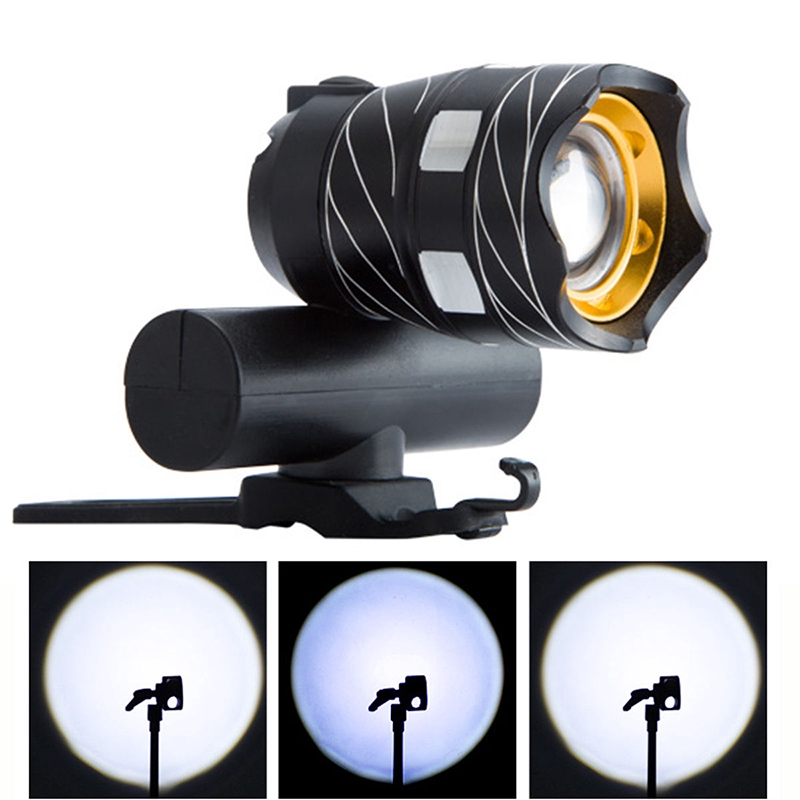 XML T6 LED USB Rechargeable Bicycle Headlight Bicycle Headlight