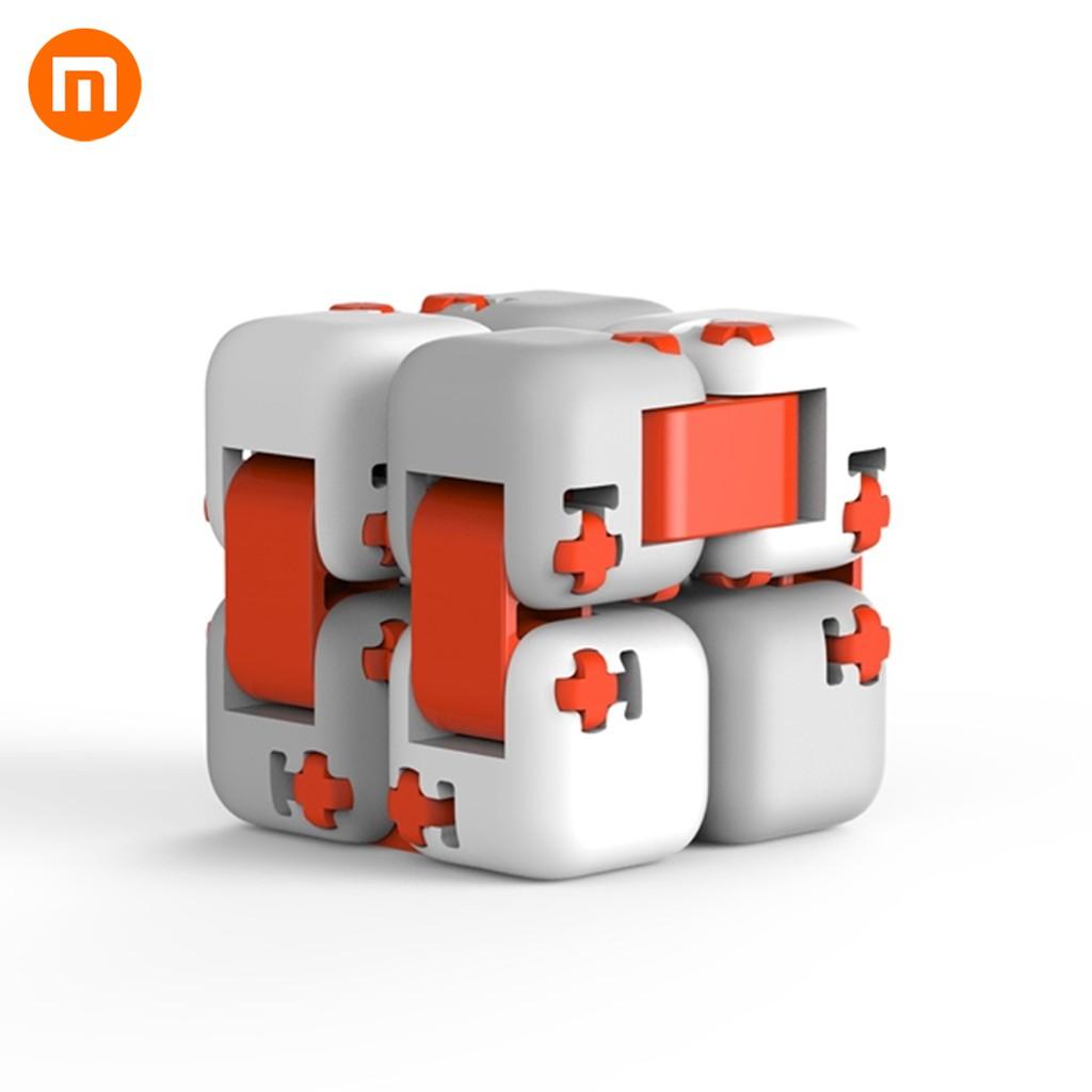 Original Xiaomi Mitu Cube Finger Spinner Toy Fidget Building Blocks Anti-stress