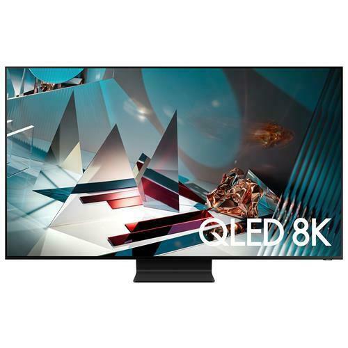 """2020 Samsung 85"""" Q80T  QLED 4K UHD Smart TV (QN85Q80T"""