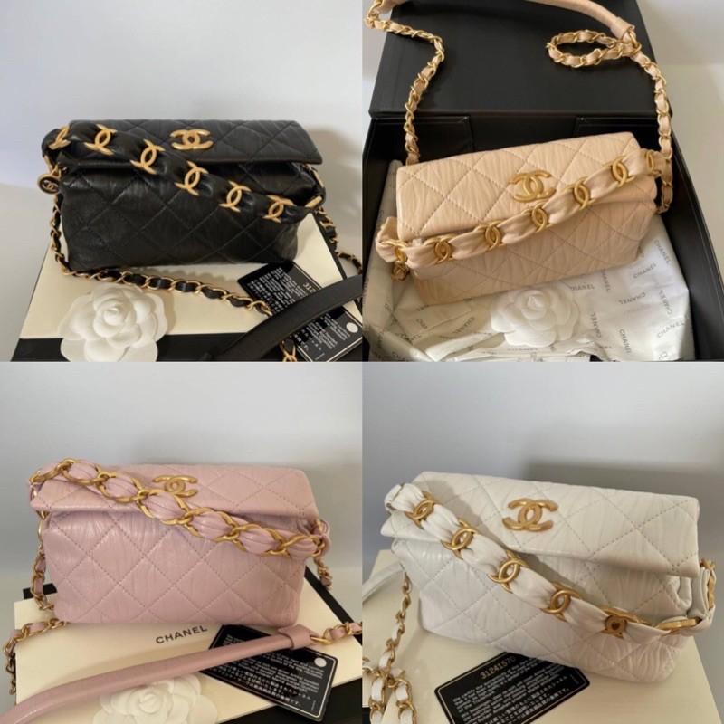💥พร้อมส่ง💥 Chanel small hobo bag origi 1:1