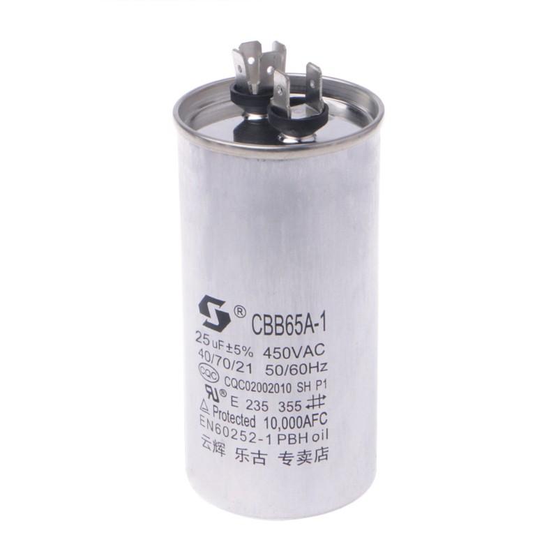 utake20-50uF CBB65 450V AC 50/60HZ Air Motor Conditioner Compressor