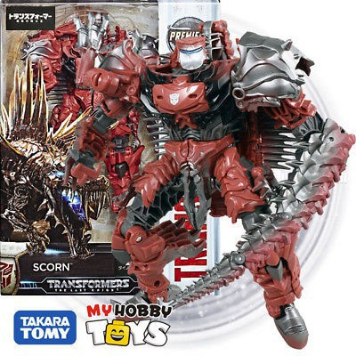 Transformers The Last Knight Scorn Voyager Premier Edition Figure