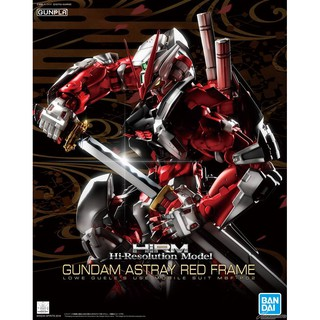 Review Hi-Resolution Gundam Astray Red Frame