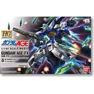 Gundam AGE-FX   (HG)