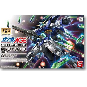 Gundam AGE-FX (HG) (Gundam Model Kits)