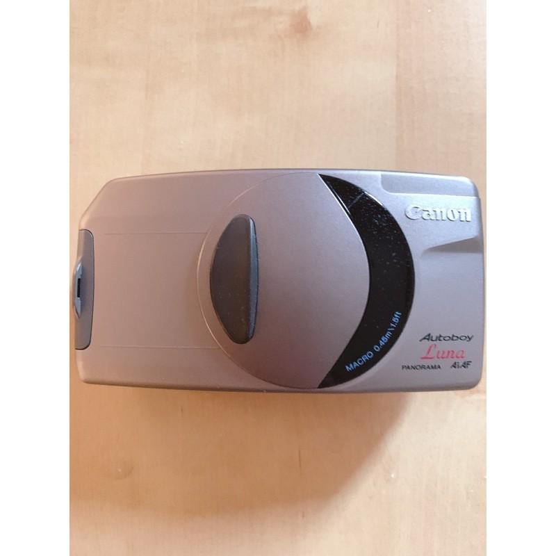 กล้องฟิล์ม CANON Autoboy Luna Film Camera