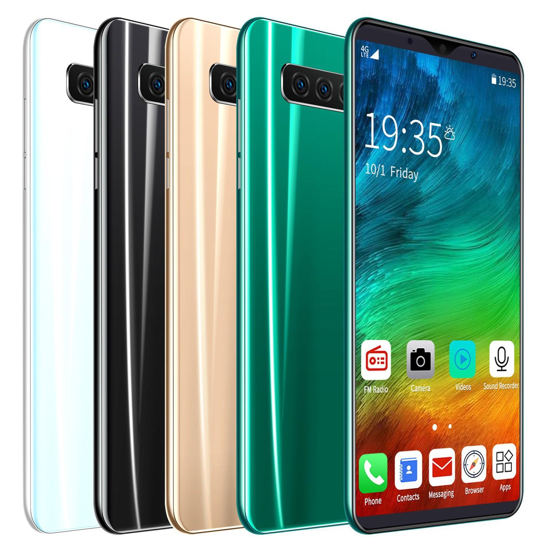 สมาร์ทโฟน S 10 + 5 . 0 นิ้ว Octa - Core Android Mtk 6580 4 G พร้อม 1 Gb Ram 4gb Rom
