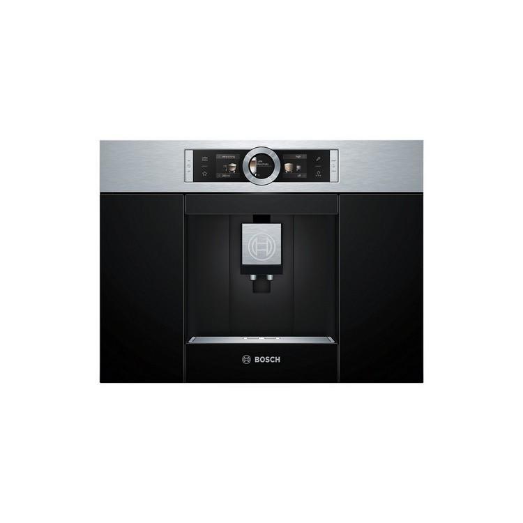 เครื่องชงกาแฟบิวท์อินแรงดัน BOSCH CTL636ES1 | BOSCH | CTL636ES1 เครื่องทำกาแฟบิวท์อิน เครื่องใช้ไฟฟ้าในครัว ห้องครัว
