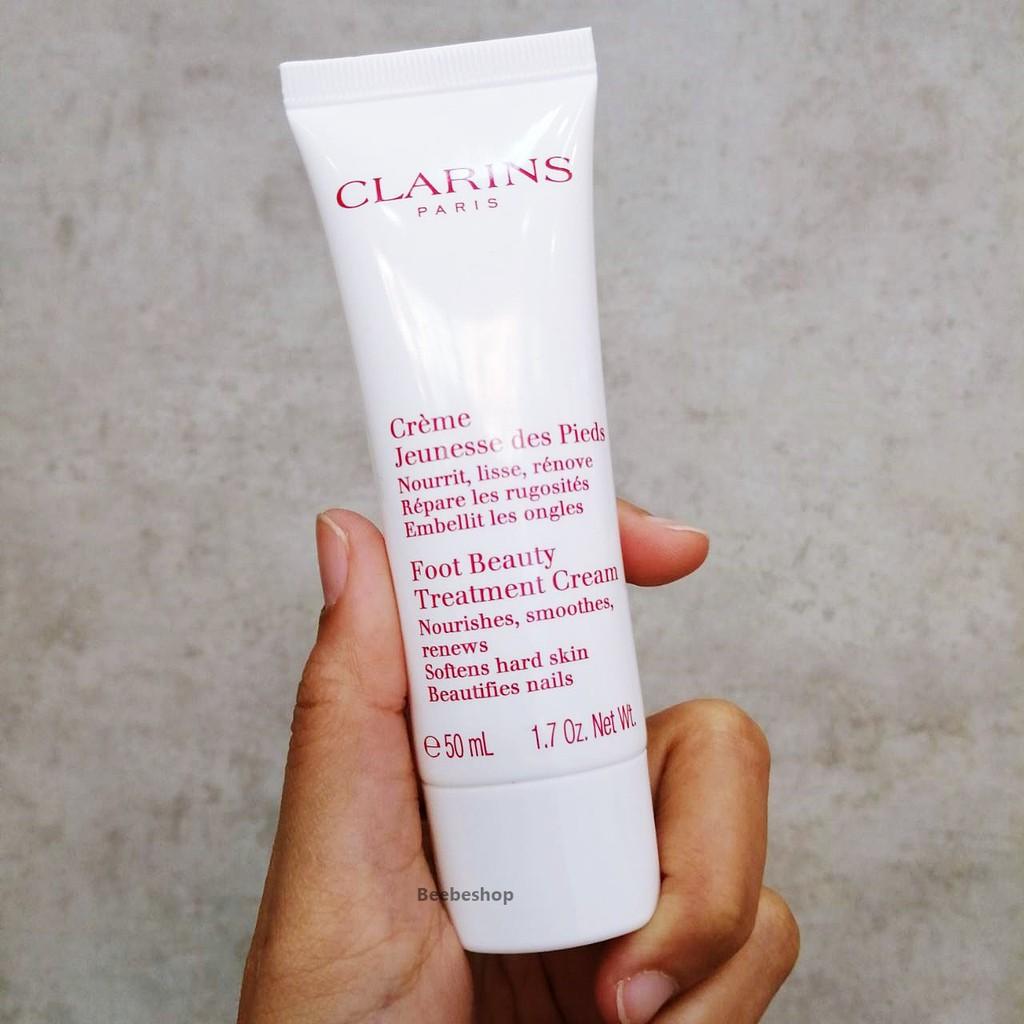 clarins foot cream