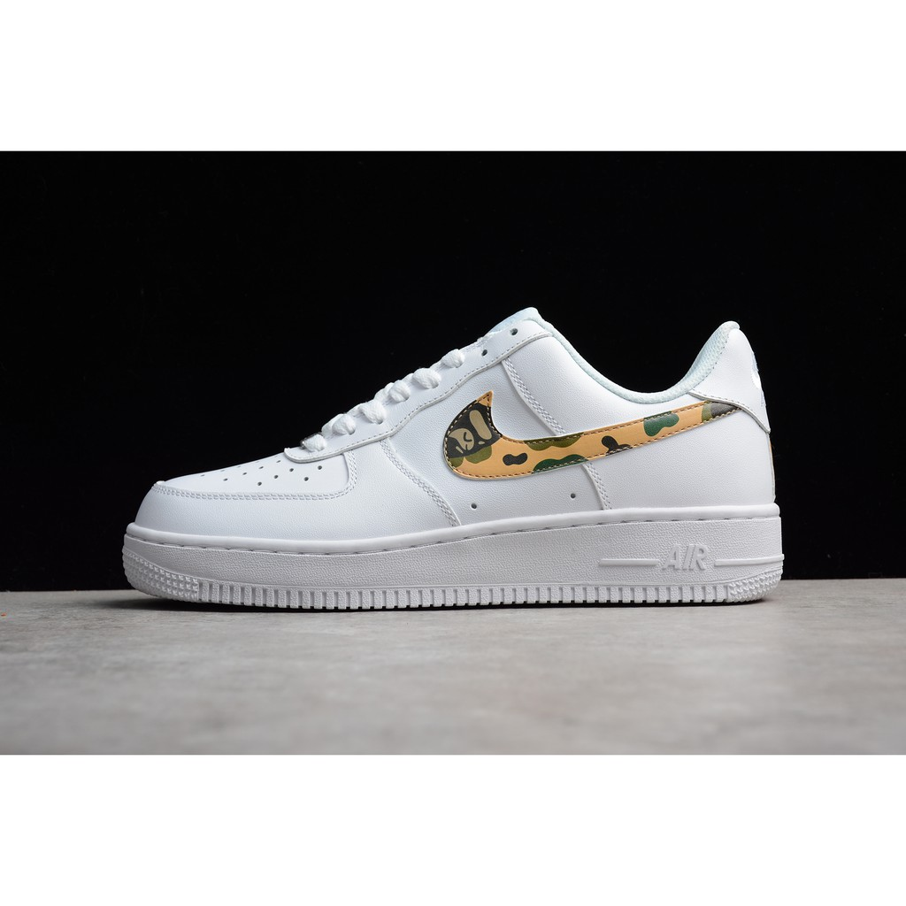 952626bb24e63 H544UY Off-white X Nike Air Force 1 Low On One To Help Joint Ao4606-100
