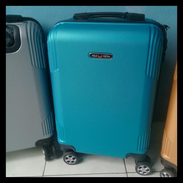 กระเป๋าเดินทางไฟเบอร์โปโลขนาด 18 นิ้ว - กระเป๋าเดินทาง