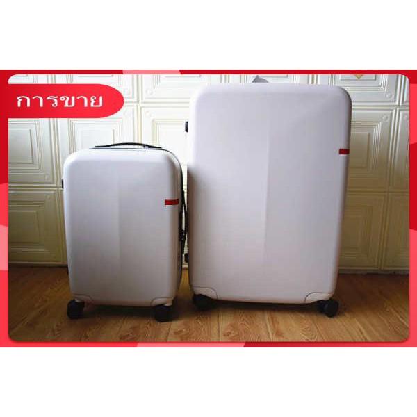 รถเข็นขนาดเล็กของญี่ปุ่นกระเป๋าเดินทาง Macaron กระเป๋าเดินทางขนาด 20 นิ้วกล่องกาเครื่องหมาย 28 นิ้วกระเป๋าเดินทางล้อลากอ