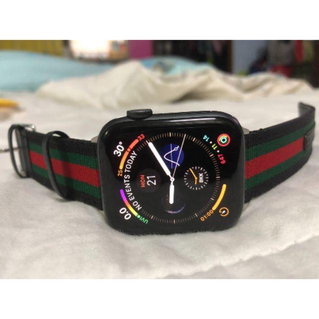 สาย applewatch สาย applewatch แท้ สายนาฬิกาข้อมือ Apple Watch สไตล์กุชชี่
