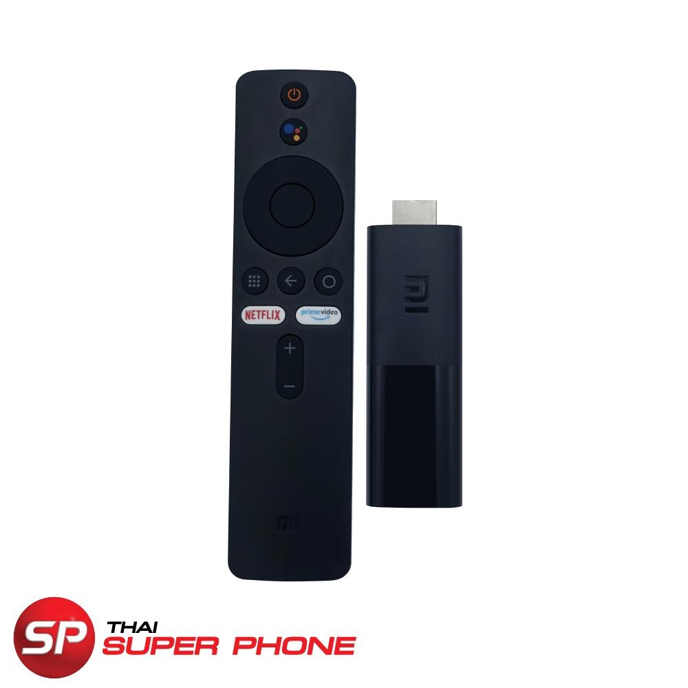 [รับ 194 Coins โค้ด PDCCB15TRW] Xiaomi Mi TV Stick (GB Ver.) ระบบปฏิบัติการ Android TV 9.0 เชื่อมต่อ HDMI